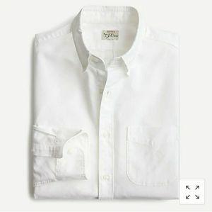 🌻 sale J. Crew Men's Slim Pima Cotton Oxford